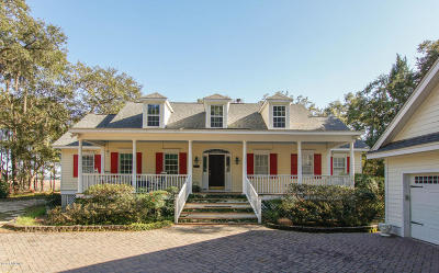 Beaufort County Single Family Home Under Contract - Take Backup: 34 Piccadilly Circle