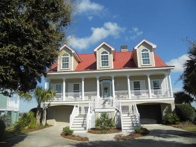 Beaufort County Single Family Home For Sale: 156 Harbor Drive N