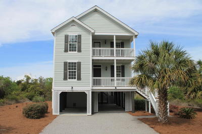 Harbor Island Single Family Home For Sale: 8 Scallop Court