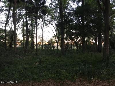 Dataw Island Residential Lots & Land For Sale: 218 Cotton Dike Road