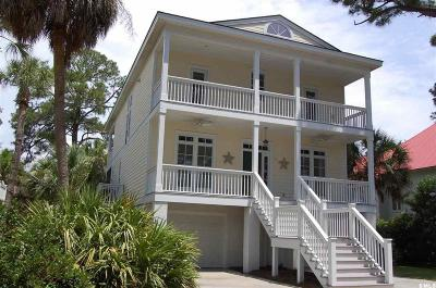 Fripp Island Single Family Home For Sale: 8 Crooked Creek Lane