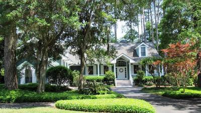 Dataw Island Single Family Home For Sale: 845 Island Circle W