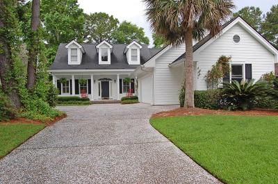 Dataw Island Single Family Home For Sale: 736 N Reeve Road