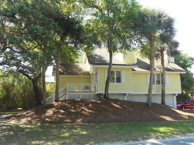 Fripp Island Single Family Home For Sale: 352 Tarpon Boulevard