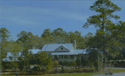 Beaufort County Single Family Home For Sale: 1 Outfitters Lane