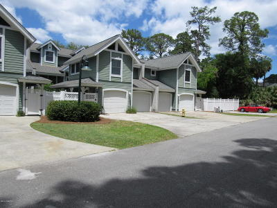 Fripp Island Single Family Home For Sale: 417 Wahoo Drive