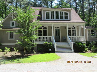Seabrook Single Family Home Under Contract - Take Backup: 105 Barnaby