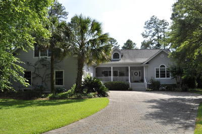 Dataw Island Single Family Home For Sale: 1434 Gleasons Landing Drive