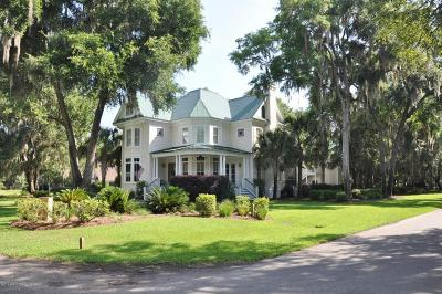 Beaufort Single Family Home For Sale: 106 Coosaw Club Drive