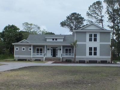 Beaufort County Single Family Home For Sale: 29 Dolphin Point