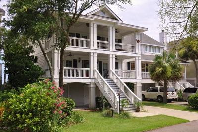 Fripp Island Single Family Home For Sale: 68 Davis Love Drive