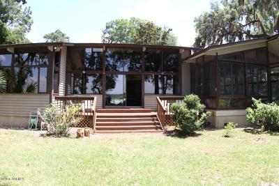Beaufort County Single Family Home For Sale: 65 Sunset Boulevard
