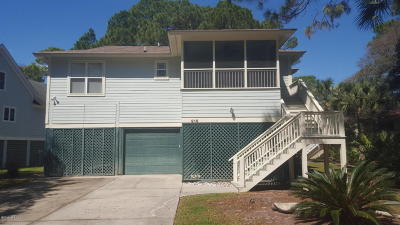 Fripp Island Single Family Home For Sale: 916 Moss Cove