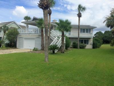 Fripp Island Single Family Home For Sale: 792 Marlin Drive