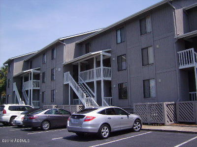 Beaufort County Condo/Townhouse For Sale: A205 Cedar Reef Villas