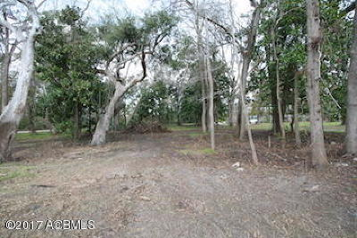Port Royal Residential Lots & Land For Sale: 2815 Smilax Avenue #Lot 2