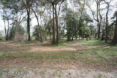 Port Royal Residential Lots & Land For Sale: 2815 Smilax Avenue #Lot 3