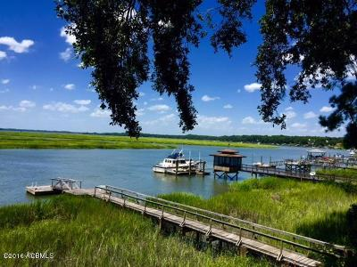 Beaufort Single Family Home Under Contract - Take Backup: 67 Sunset Boulevard