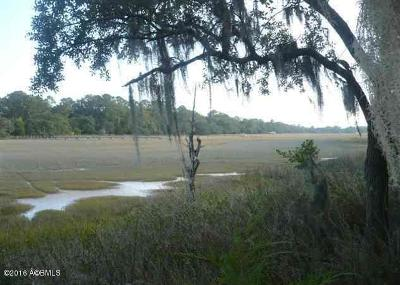 Beaufort, Beaufort Sc, Beaufot, Beufort Residential Lots & Land For Sale: 5 Lady Rebecca Court