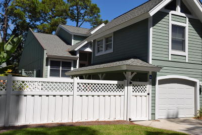 Fripp Island Condo/Townhouse For Sale: 397 Wahoo Drive