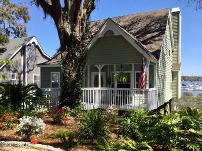 Port Royal Single Family Home For Sale: 63 Shipwright Circle