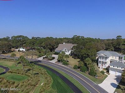 Beaufort County Single Family Home For Sale: 101 Ocean Point Drive