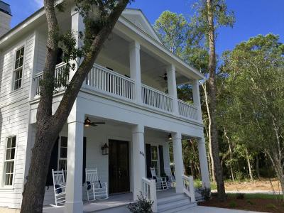 Beaufort Single Family Home For Sale: 804 Water Street