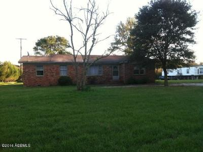 Beaufort County Single Family Home For Sale: 36 Nathan Pope Road