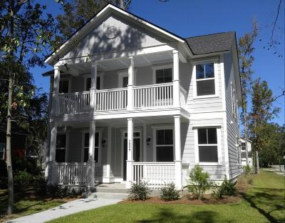 Beaufort Single Family Home For Sale: 2009 Ashwood Circle