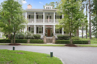 Beaufort Single Family Home For Sale: 13 Treadlands