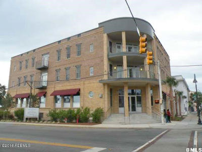 Beaufort, Beaufort Sc, Beaufot, Beufort Condo/Townhouse For Sale: 700 Bay Street #301