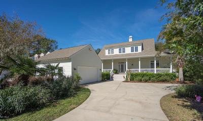 Oaktie, Okaite, Okatie Single Family Home For Sale: 15 River Marsh Lane
