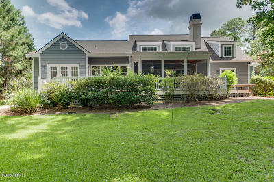 Callawassie Island Single Family Home For Sale: 2 Longwood Court