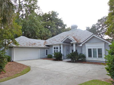 Callawassie Island Single Family Home For Sale: 64 Winding Oak Drive