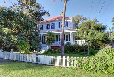 Historic Dist/Old Pt., Historic District/Bay Single Family Home For Sale: 1401 North Street