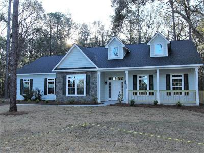 Beaufort, Beaufort Sc, Beaufot Single Family Home For Sale: 127 Pleasant Point Drive