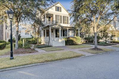 Beaufort County Single Family Home For Sale: 17 Boat House Street