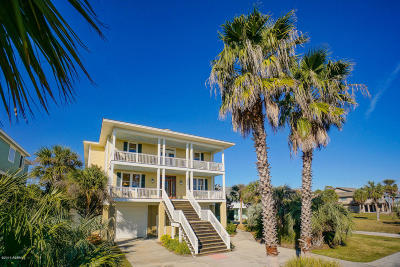 Fripp Island Single Family Home For Sale: 447 Tarpon Boulevard