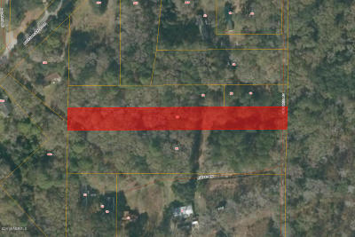 Beaufort, Beaufort Sc, Beaufot, Beufort Residential Lots & Land For Sale: 32 Campbell Road