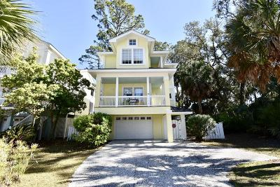 Fripp Island Single Family Home For Sale: 173 Davis Love Drive