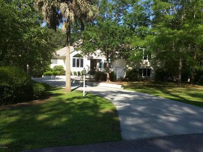 Okatie Single Family Home For Sale: 66 Osprey Circle