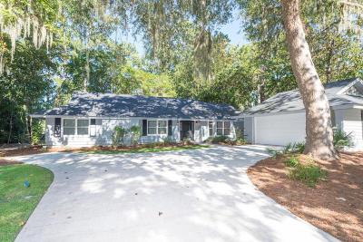 Callawassie Island Single Family Home For Sale: 99 Winding Oak Drive