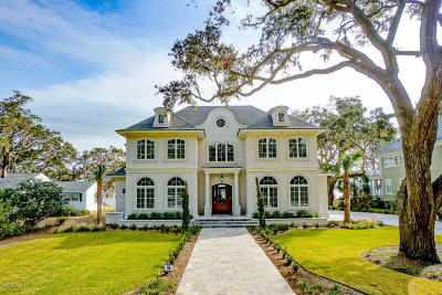 Beaufort Single Family Home For Sale: 845 Ribaut Road