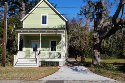 Beaufort (lady's Island), Port Royal, Pt Royal, Pt. Royal Single Family Home For Sale: 712 16th Street