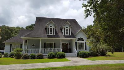 Beaufort Single Family Home For Sale: 15 Spoonbill Drive