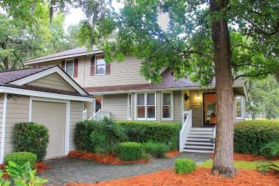 Beaufort County Condo/Townhouse Under Contract - Right Of Firs: 2 Heron Walk