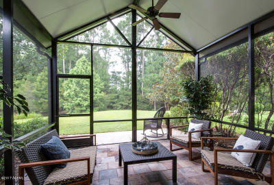 Beaufort County Single Family Home For Sale: 540 Colonel Thomas Heyward Road