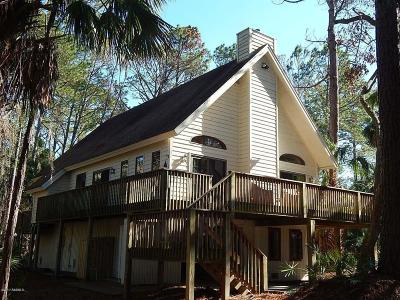 Beaufort County Single Family Home For Sale: 899 Marsh Dunes Road