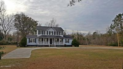 Single Family Home For Sale: 28777 Lowcountry Highway