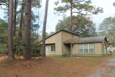 Beaufort, Beaufort Sc, Beaufot Single Family Home For Sale: 3155 Clydesdale Circle
